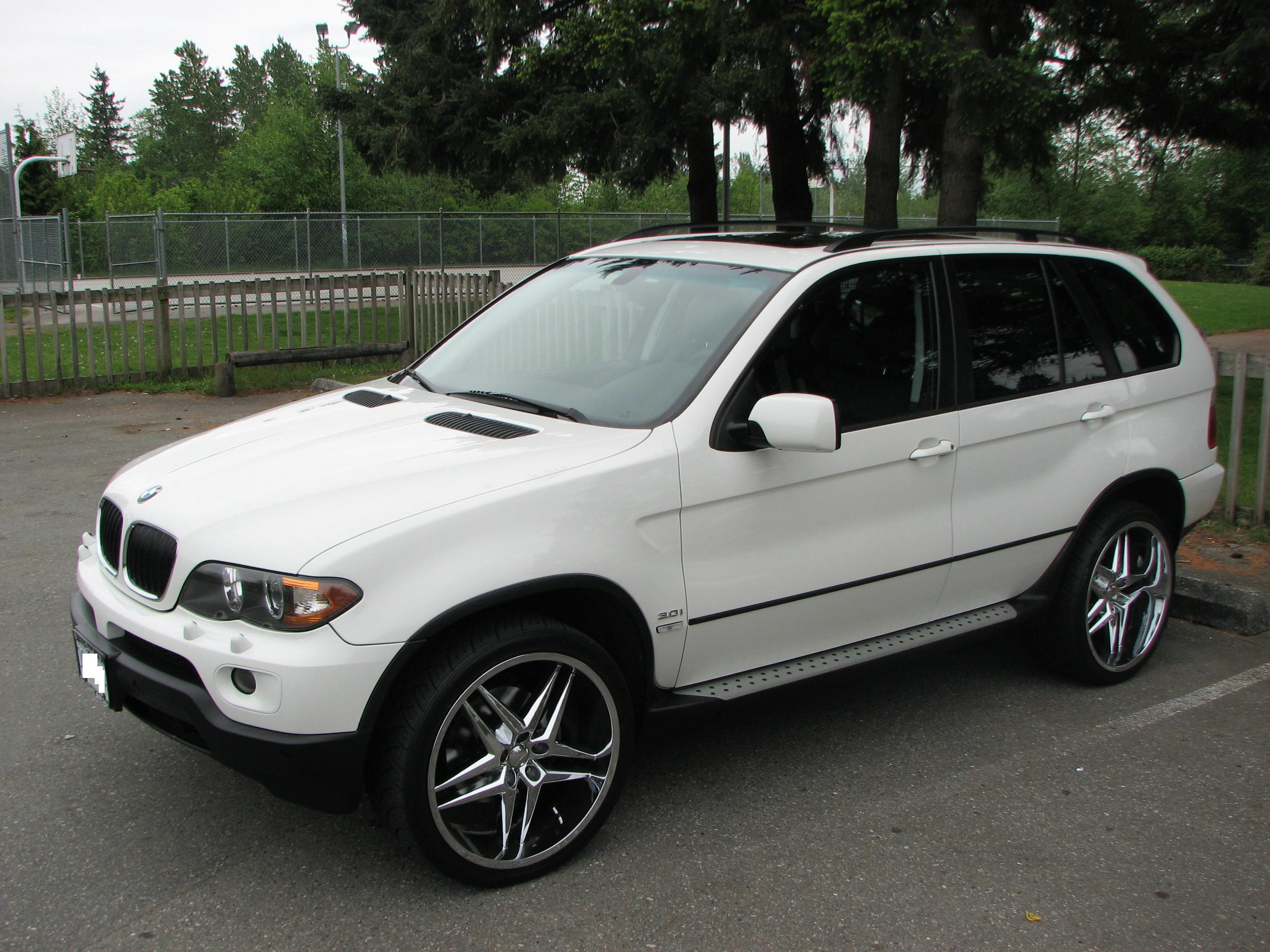 2005 Bmw X5 Photos Informations Articles Bestcarmagcom