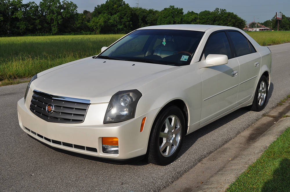 2005 Cadillac Cts Photos, Informations, Articles - BestCarMag.com