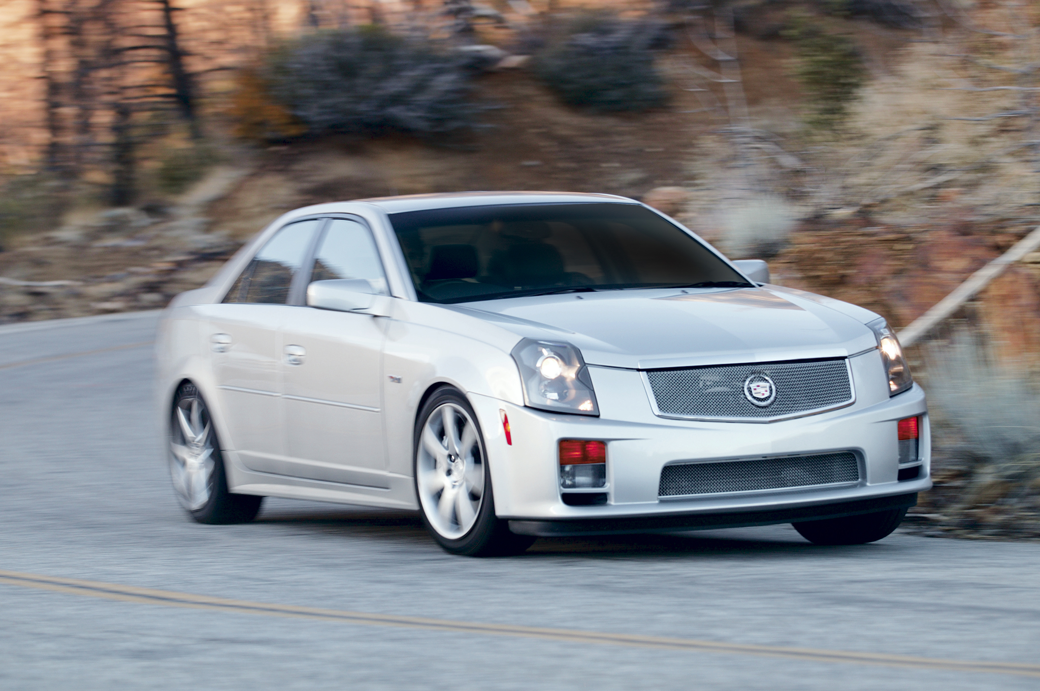 2005 cadillac cts v photos informations articles. Black Bedroom Furniture Sets. Home Design Ideas