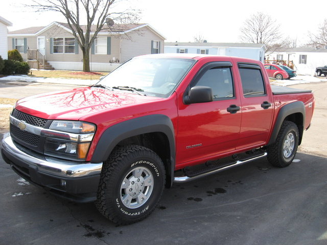 2005 Chevrolet Colorado #15