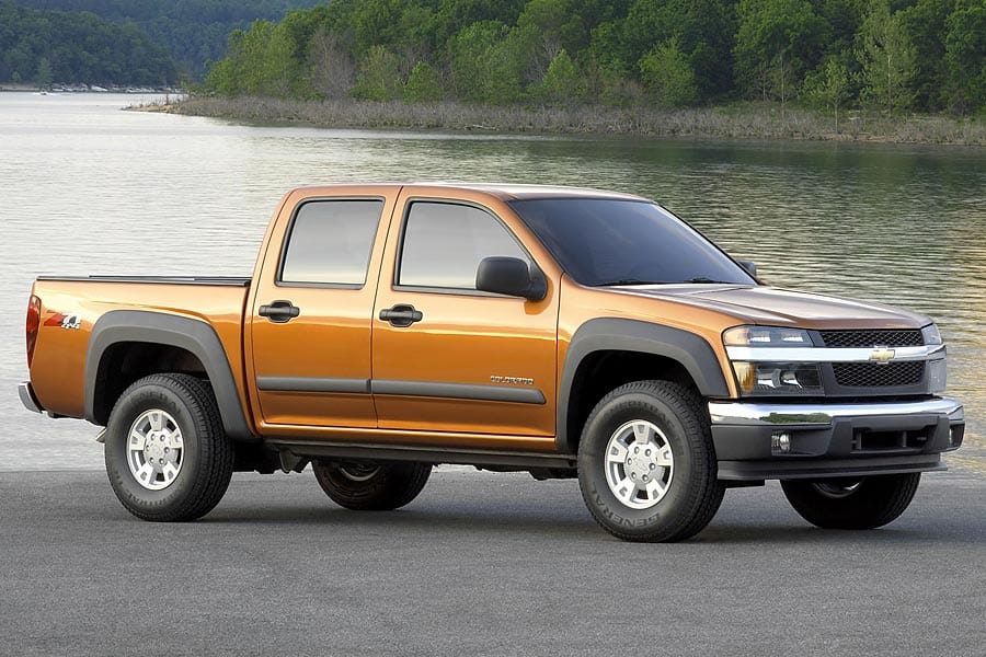 2005 Chevrolet Colorado #14