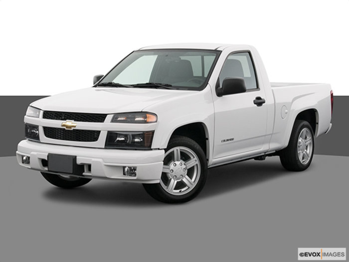 2005 Chevrolet Colorado #17