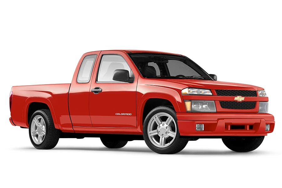 2005 Chevrolet Colorado #18