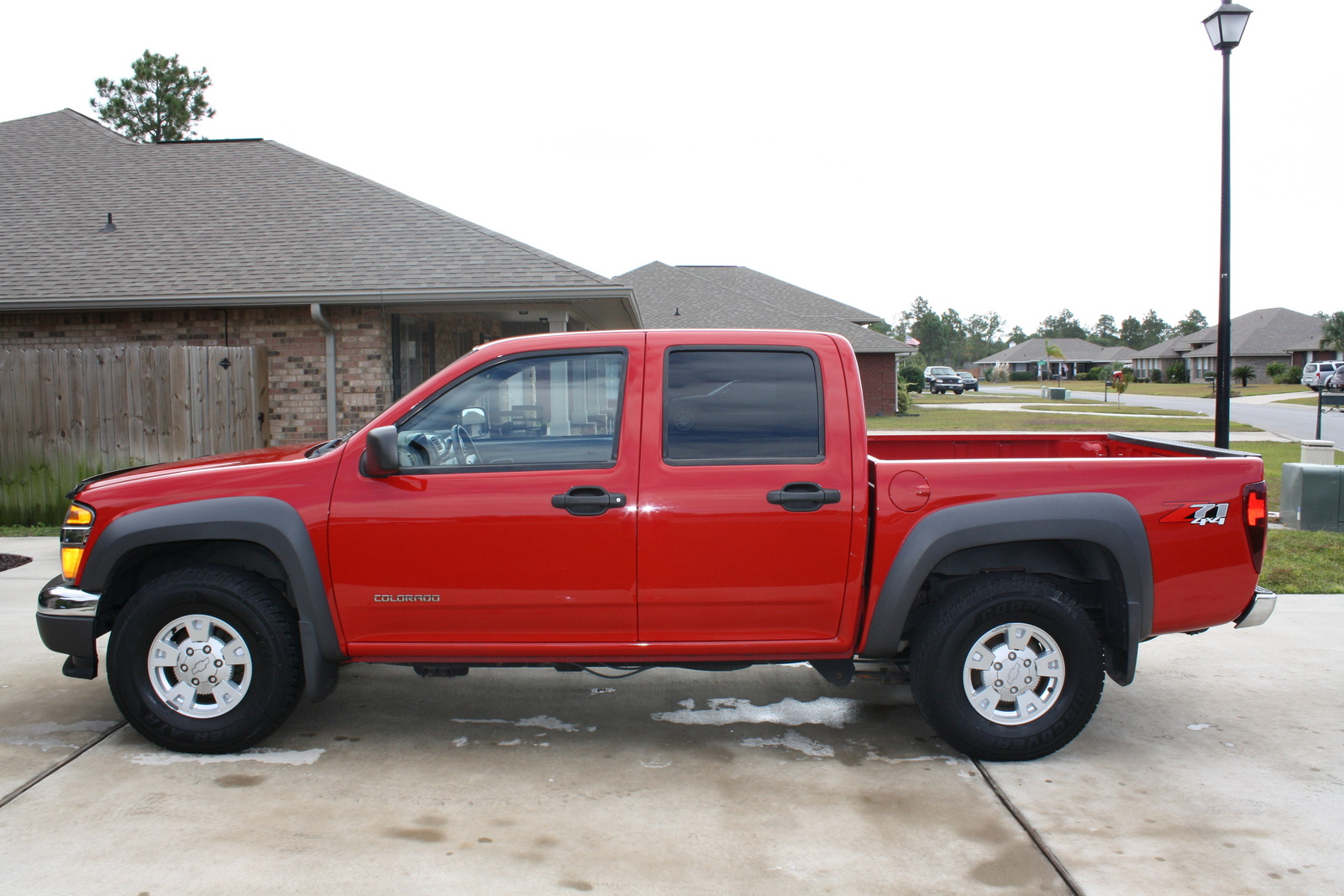 2005 Chevrolet Colorado #20