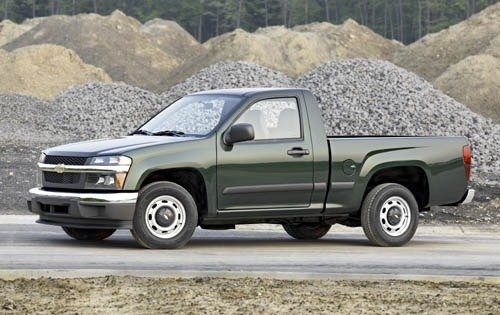2005 Chevrolet Colorado #16