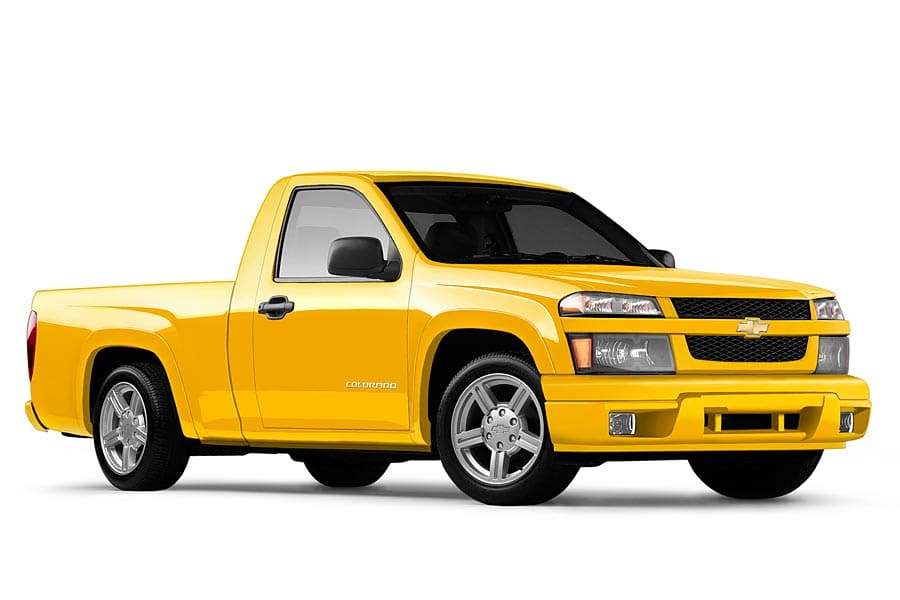 2005 Chevrolet Colorado #19