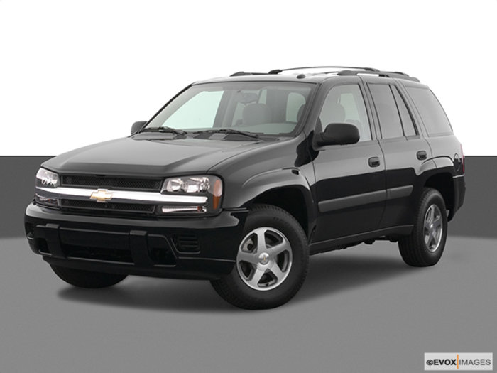 2005 Chevrolet Trailblazer #19