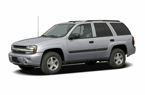 2005 Chevrolet Trailblazer #18