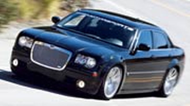 2005 Chrysler 300 #20