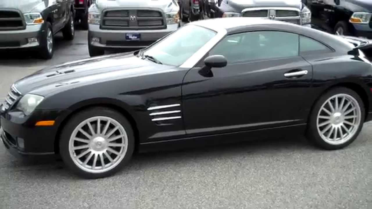2005 Chrysler Crossfire #18
