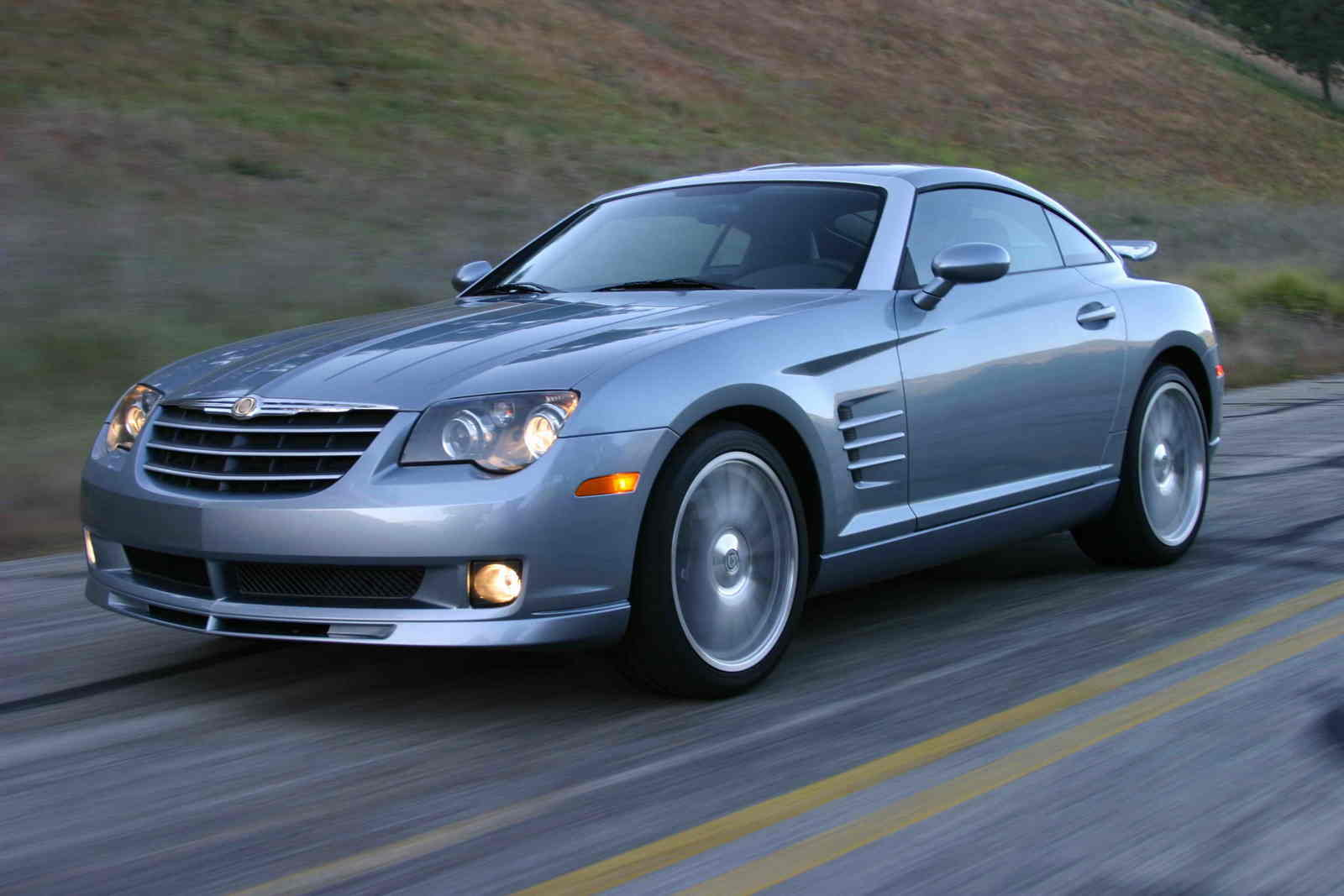 chrysler crossfire watch cabriolet youtube