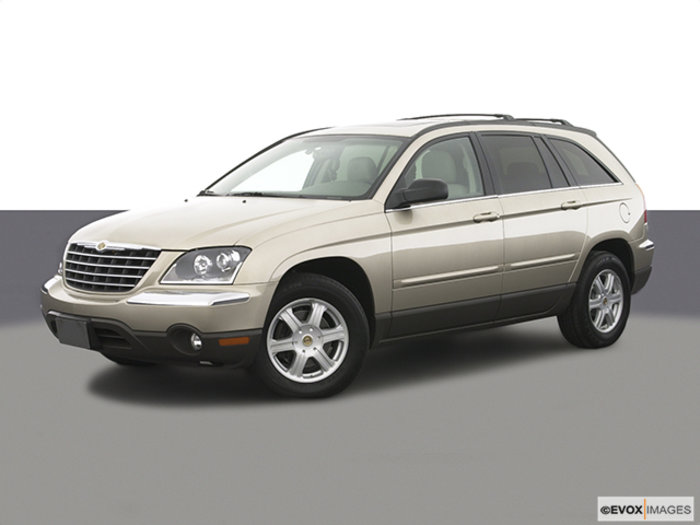 2005 Chrysler Pacifica #20