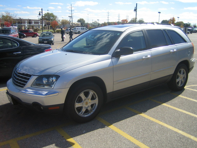 2005 Chrysler Pacifica #18