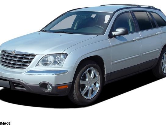 2005 Chrysler Pacifica #23