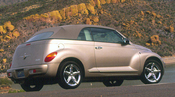 2005 Chrysler Pt Cruiser #17