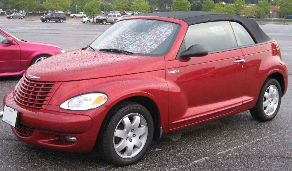 2005 Chrysler Pt Cruiser #21