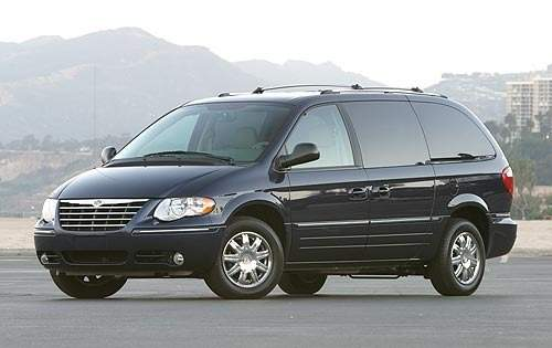 2005 Chrysler Town And Country #13