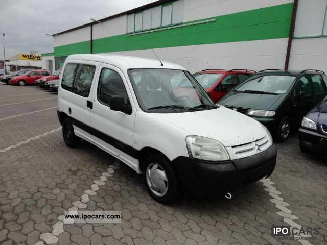 2005 Citroen Berlingo #18