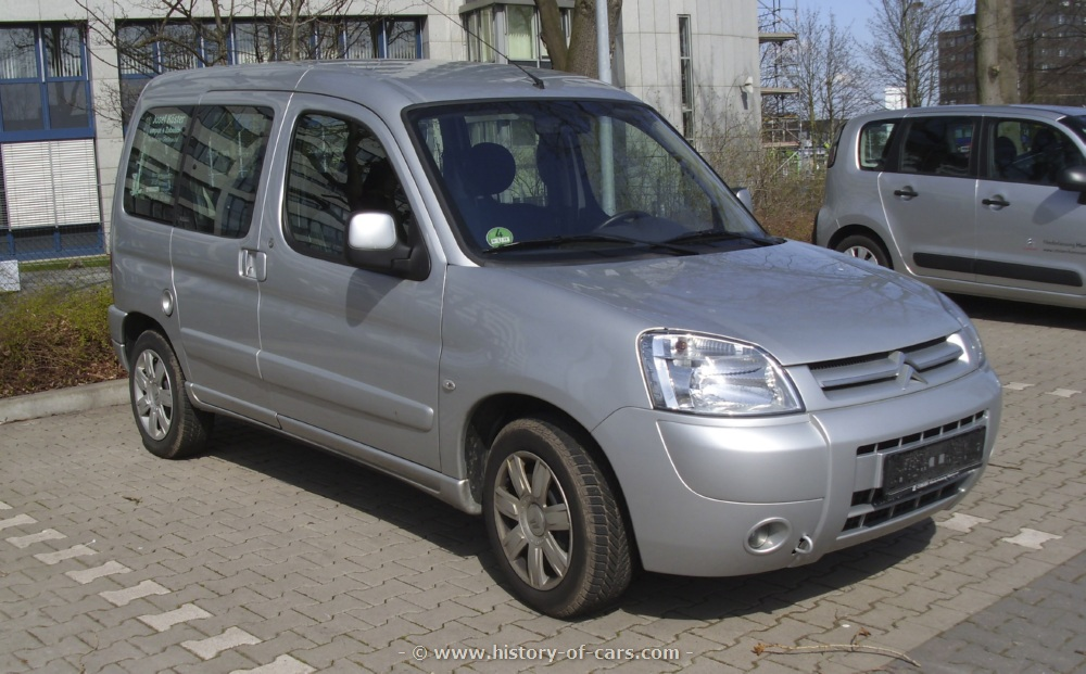 2005 Citroen Berlingo #17