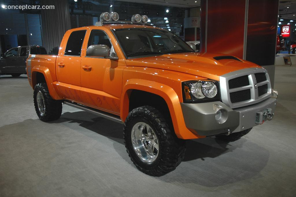 2005 Dodge Dakota #17