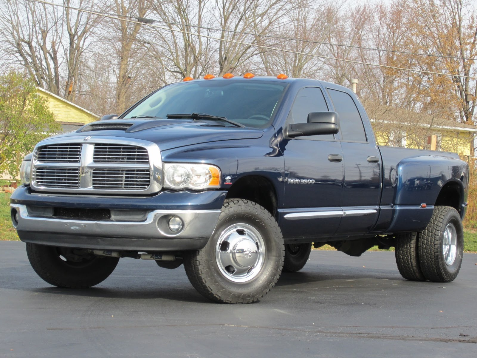 2005 Dodge Ram Pickup 3500 s Informations Articles
