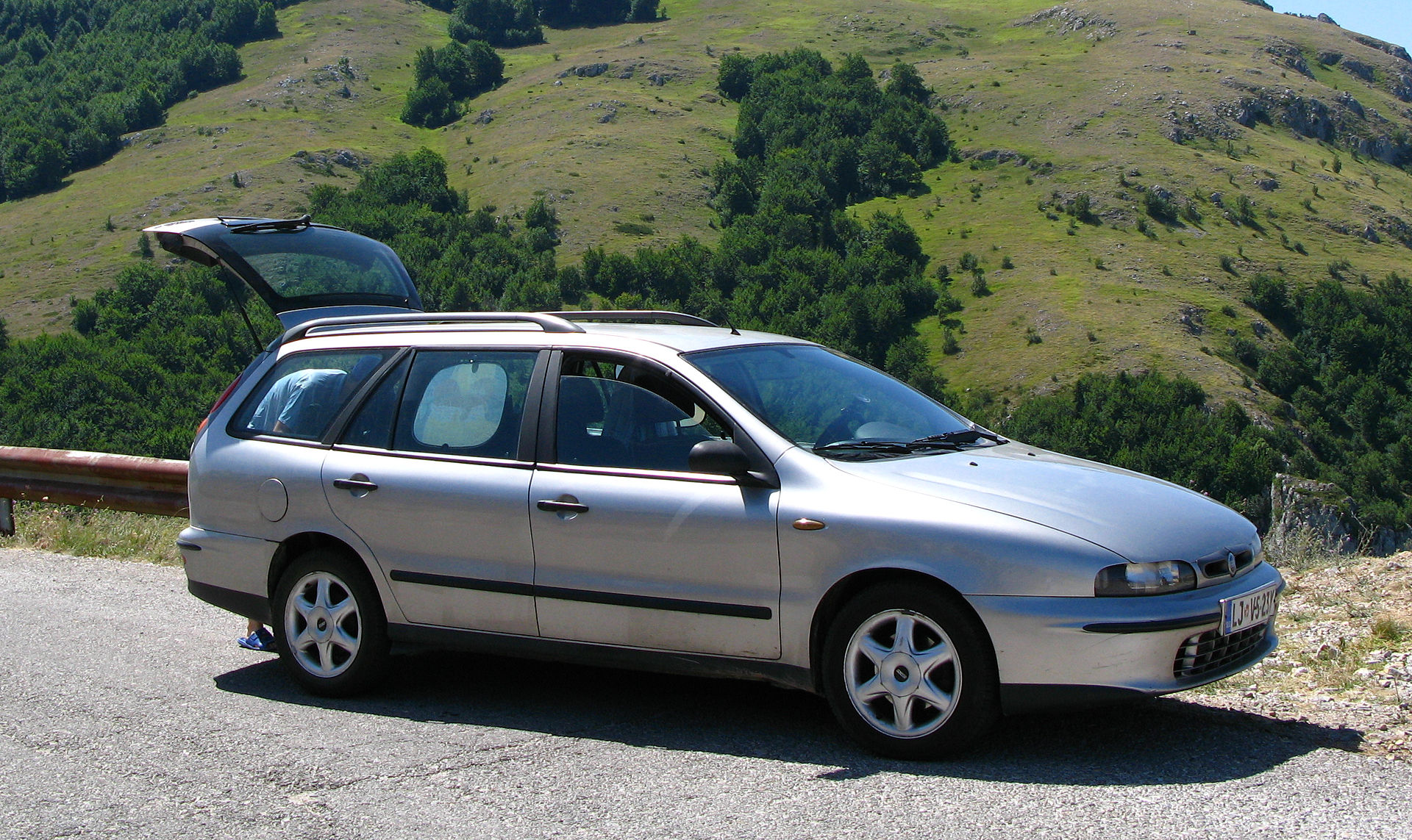 2005 Fiat Marea Weekend #17