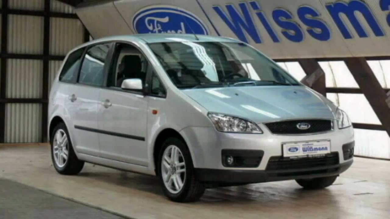 2005 ford c max photos informations articles. Black Bedroom Furniture Sets. Home Design Ideas