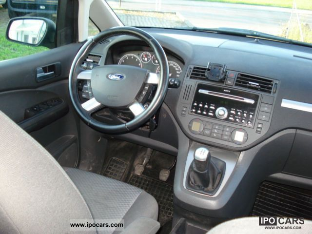 2005 Ford C-MAX #20