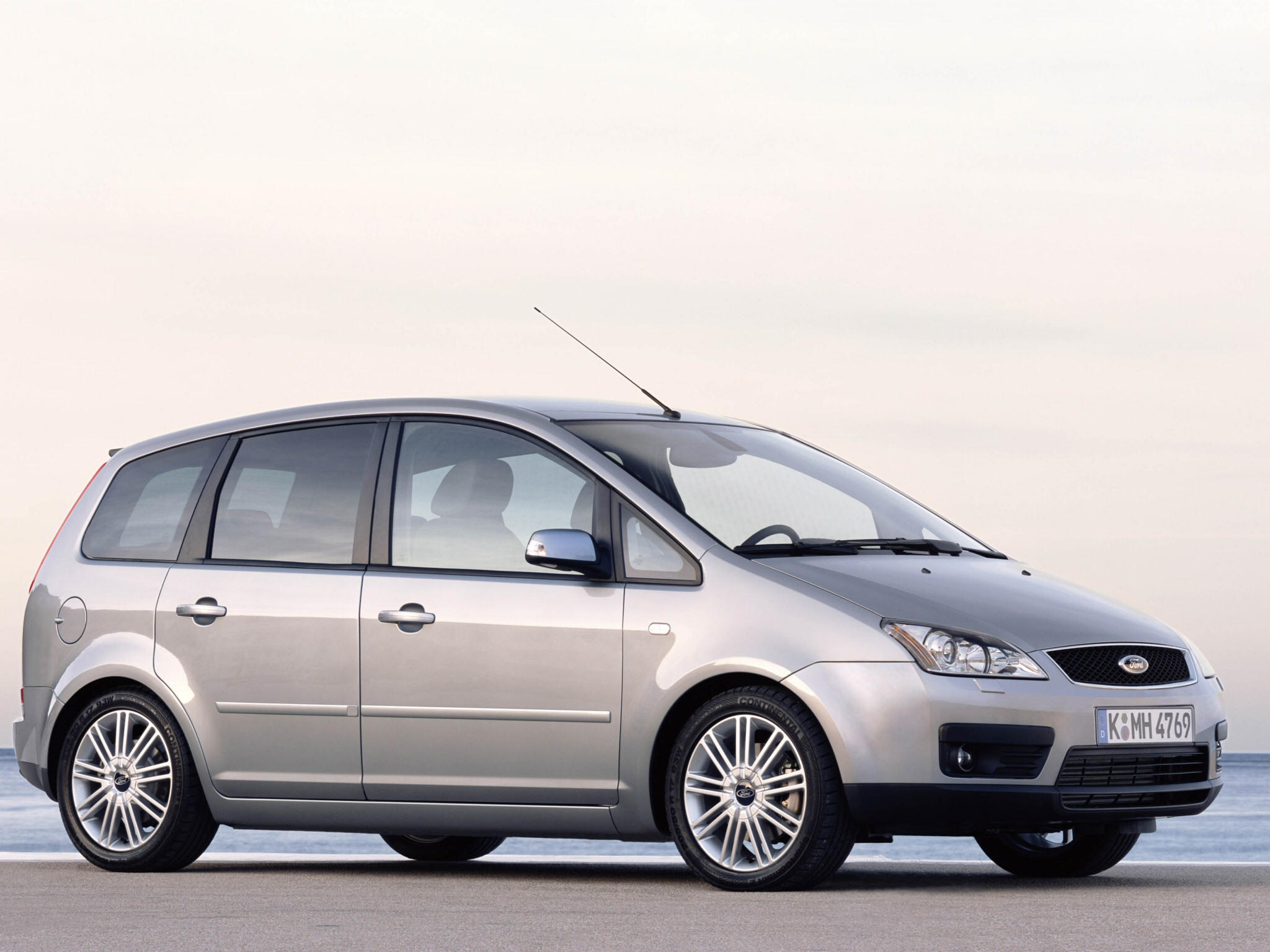 2005 Ford C-MAX #18