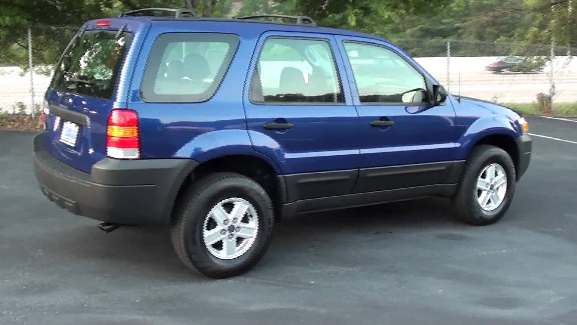 2005 Ford Escape #19