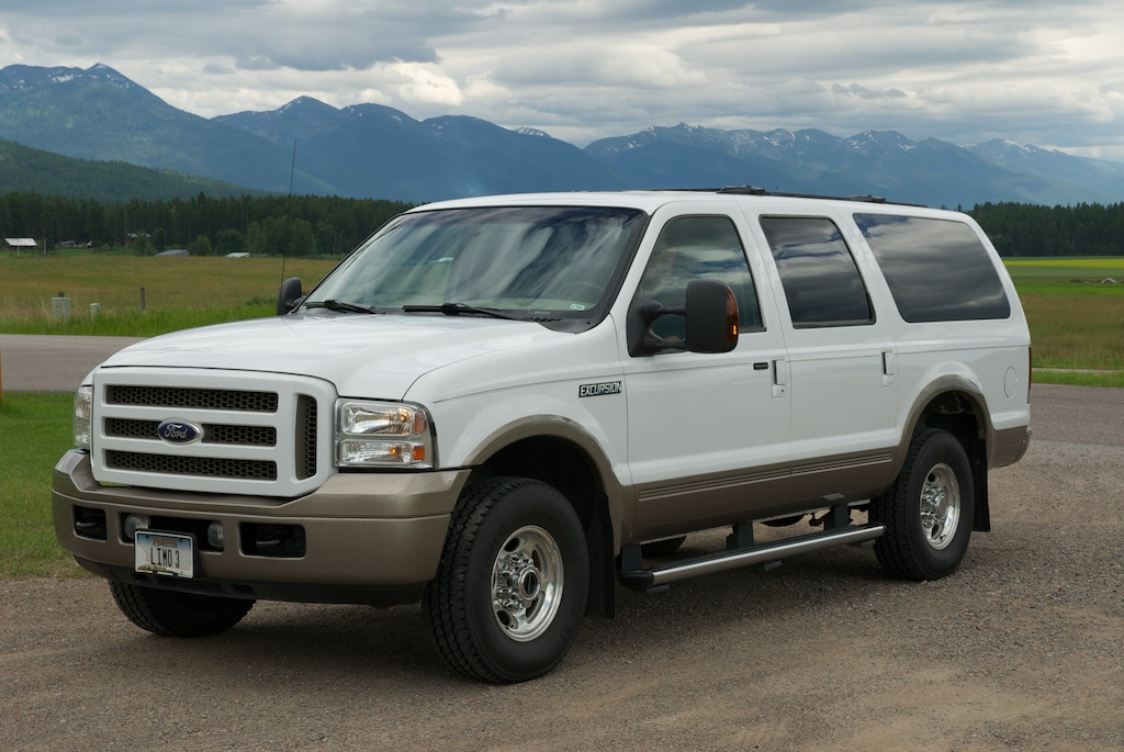 2005 Ford Excursion #21