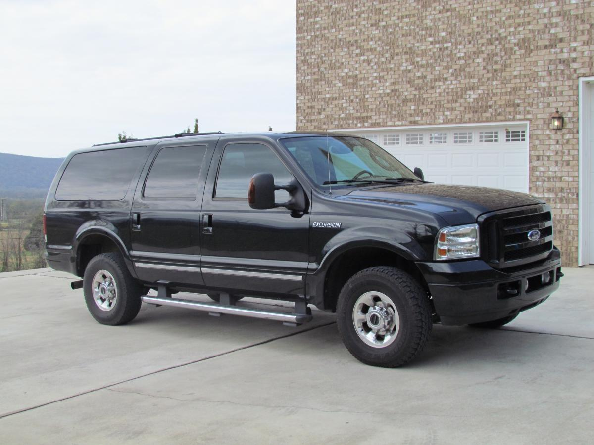 2005 Ford Excursion #20