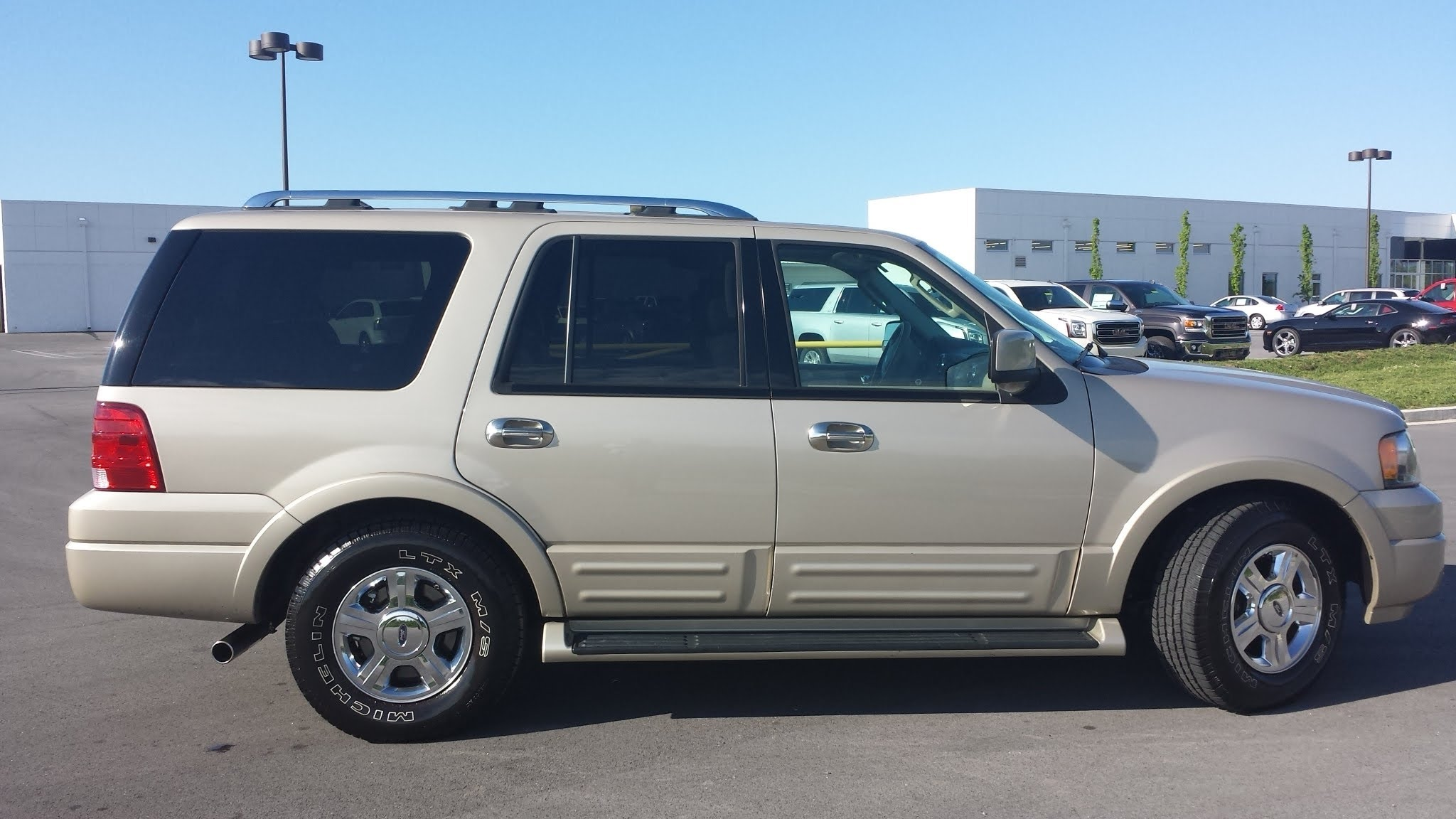 2005 Ford Expedition Limited In Houston Tx: 2005 Ford Expedition Photos, Informations, Articles
