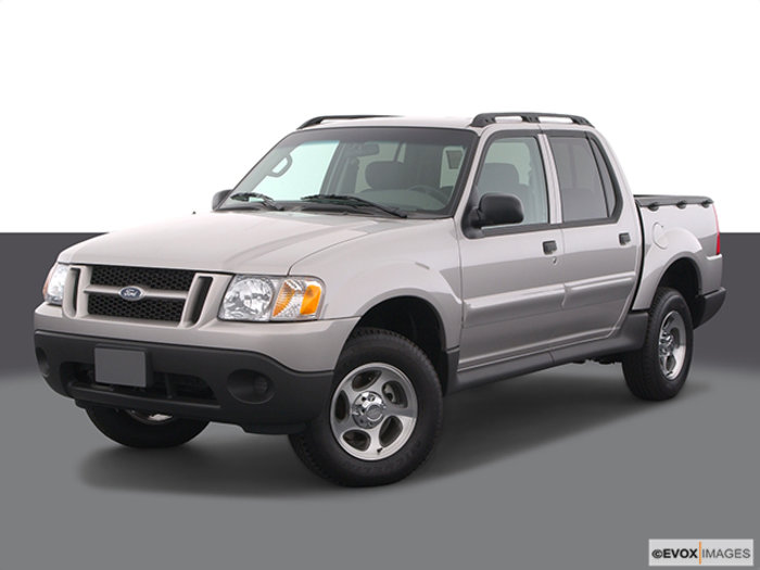 2005 ford explorer sport trac photos informations articles. Black Bedroom Furniture Sets. Home Design Ideas