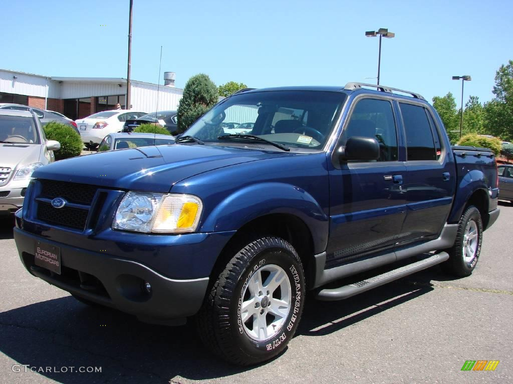 2005 ford explorer sport trac 24