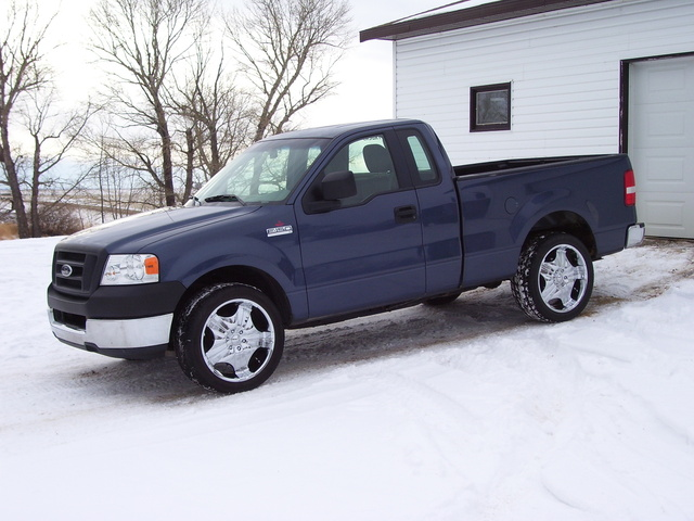 2005 Ford F-150 #21