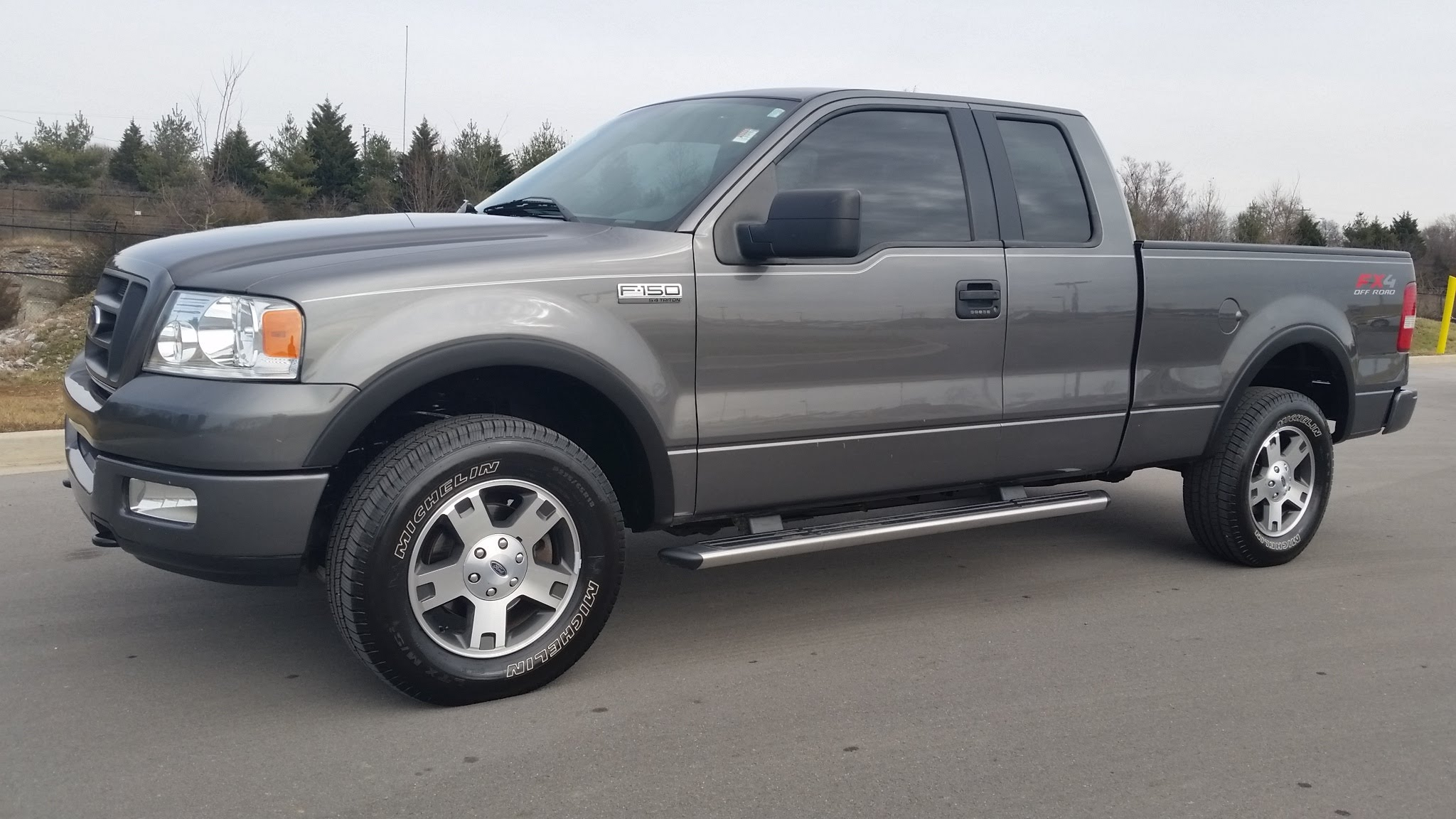 2005 Ford F-150 #19
