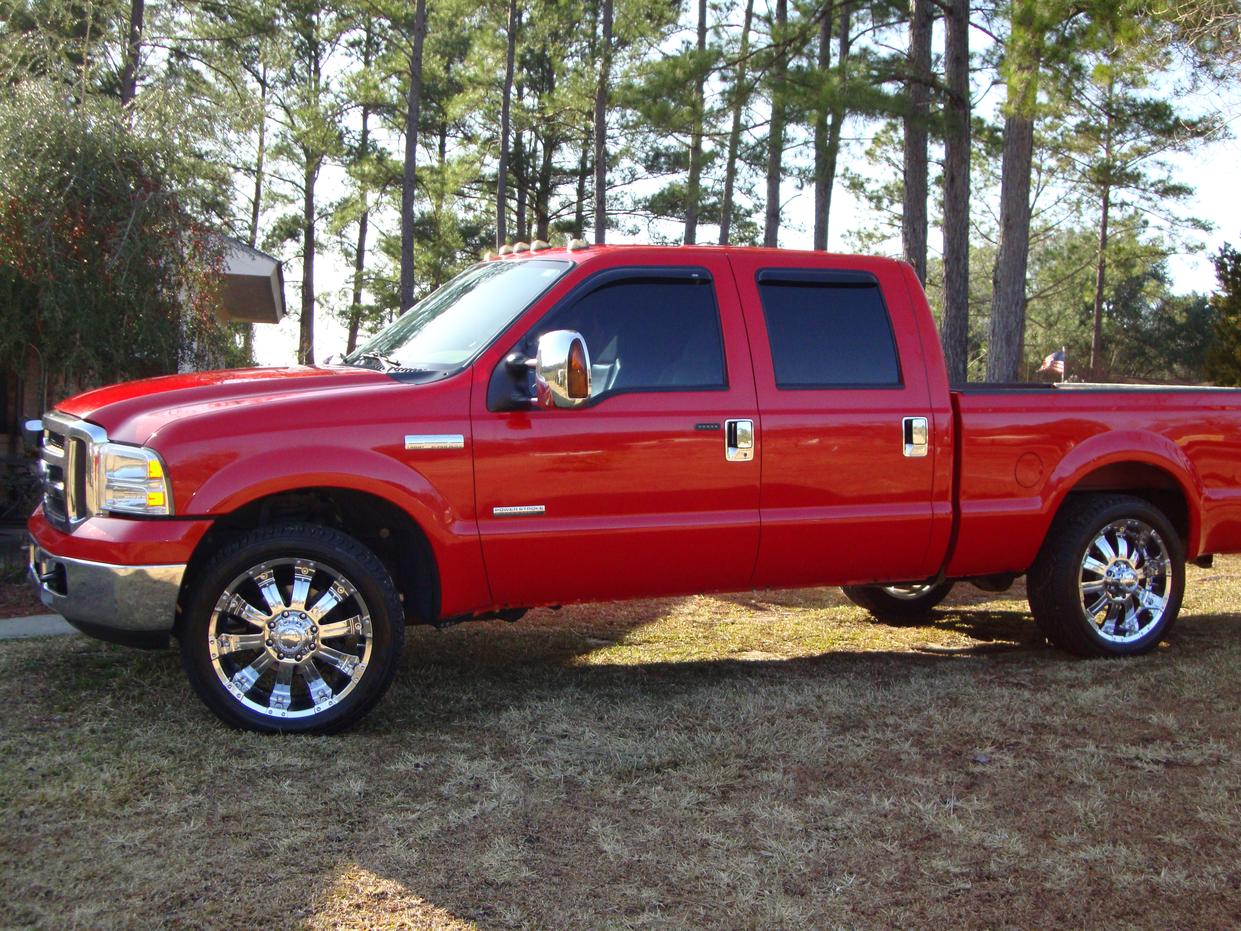 2005 ford f 250 super duty 24
