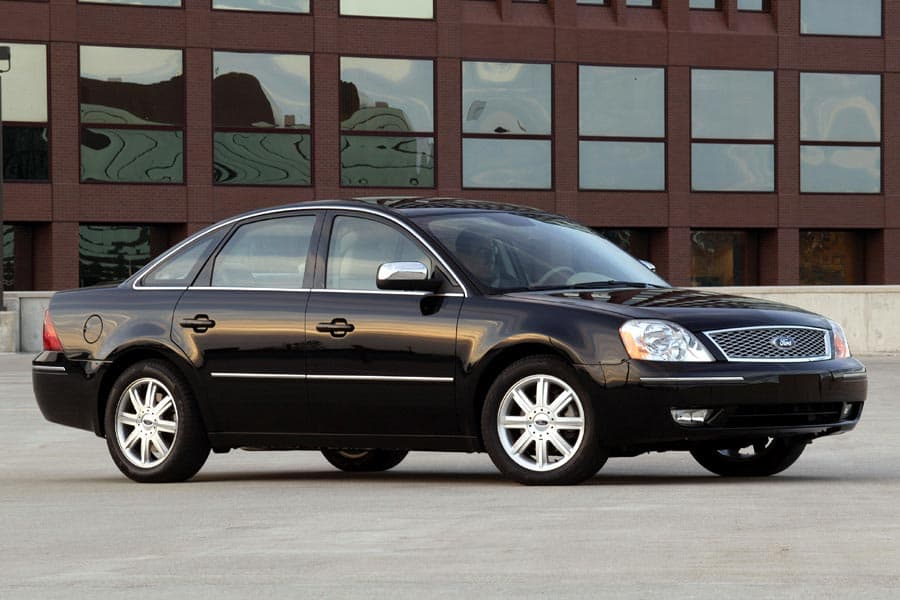 2005 Ford Five Hundred #16