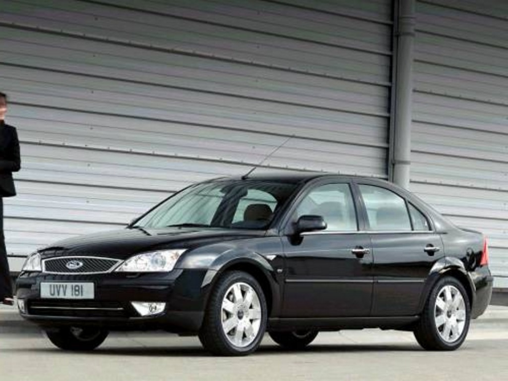 2005 Ford Mondeo #17