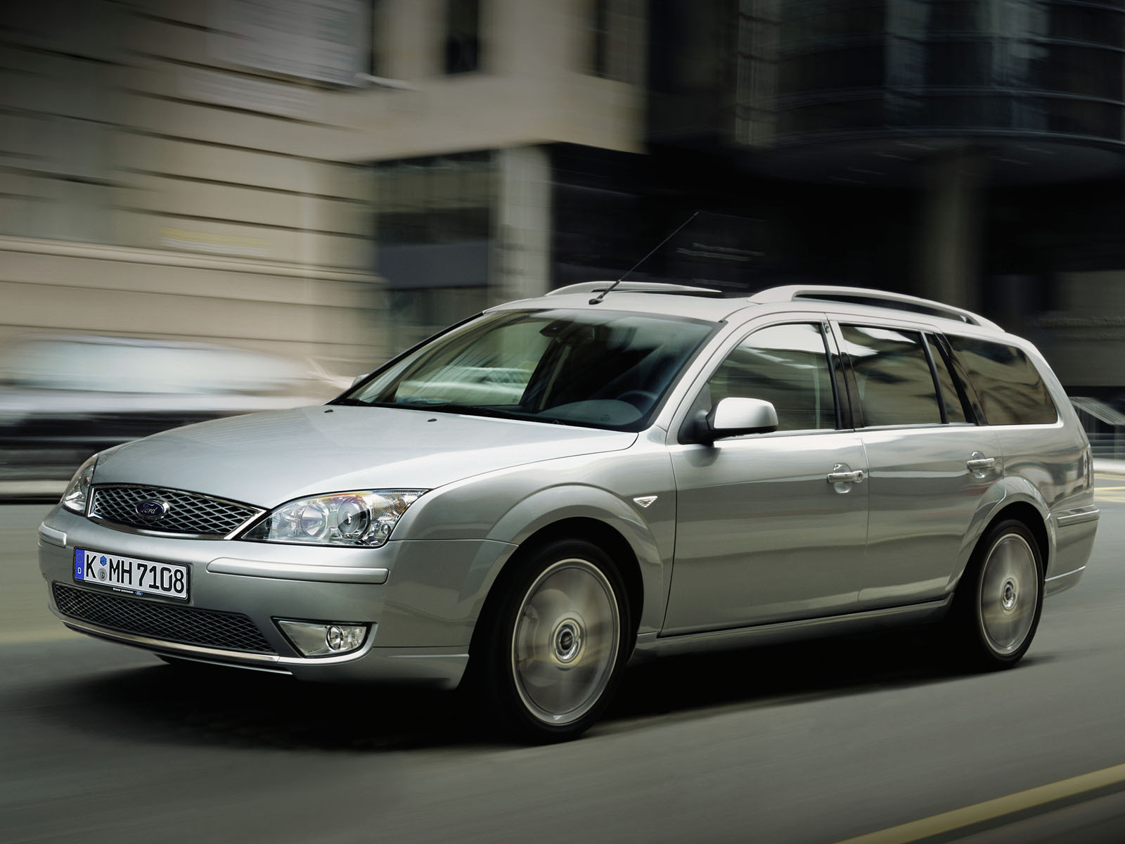 2005 Ford Mondeo #20
