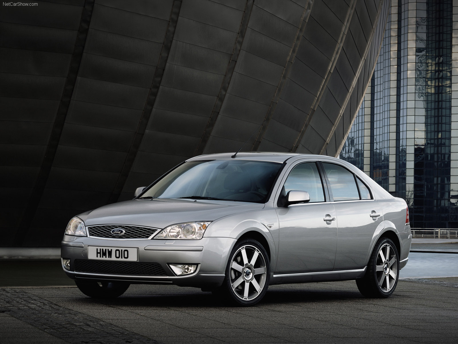 2005 Ford Mondeo #19