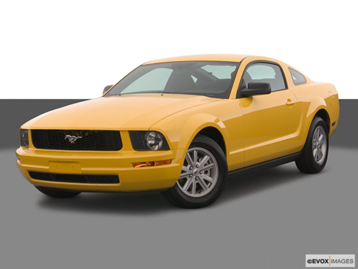 2005 Ford Mustang #16