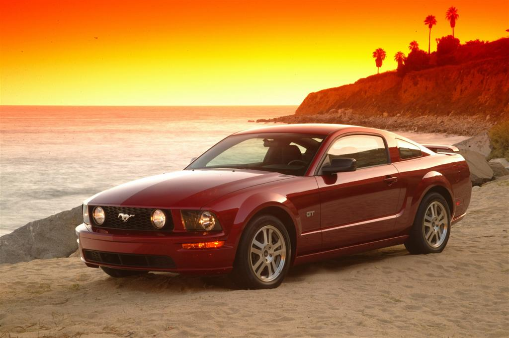 2005 Ford Mustang #21