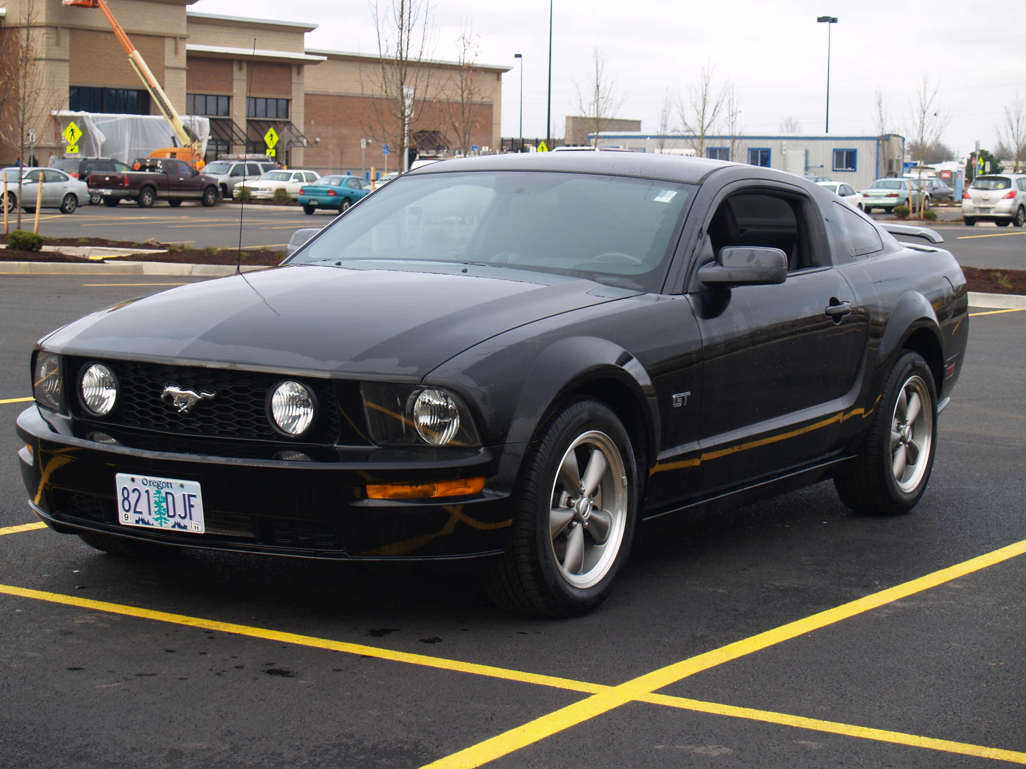 2005 Ford Mustang #15