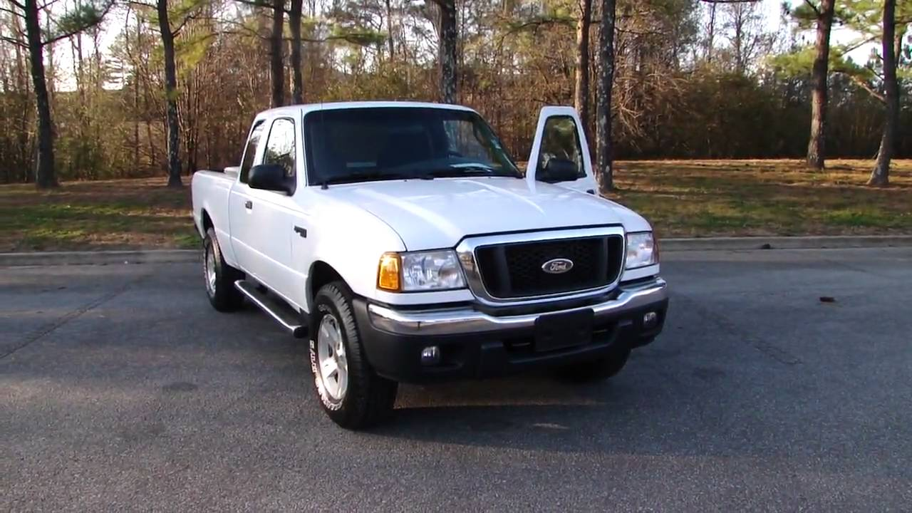 2005 ford ranger photos informations articles. Black Bedroom Furniture Sets. Home Design Ideas