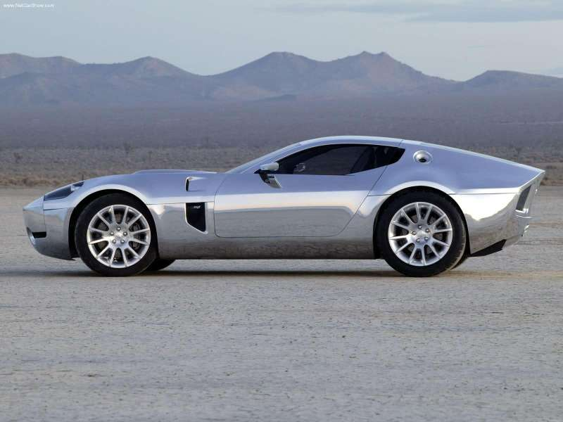 2005 Ford Shelby GR-1 Concept #21
