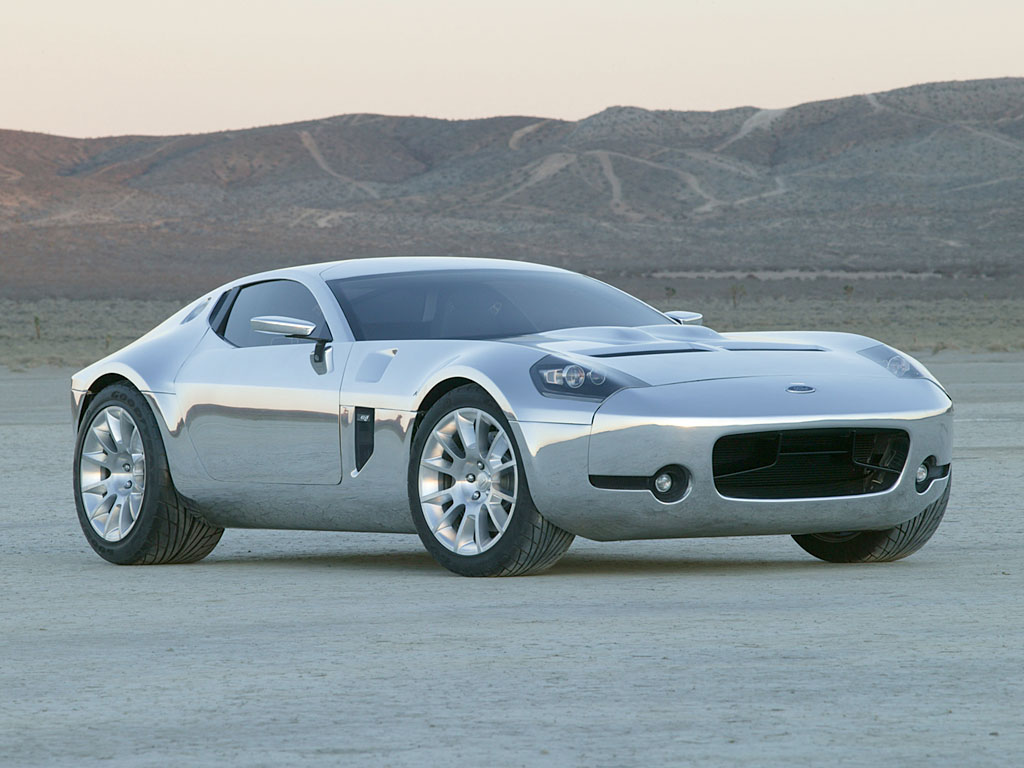 2005 Ford Shelby GR-1 Concept #18