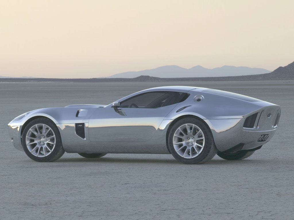2005 Ford Shelby GR-1 Concept #19