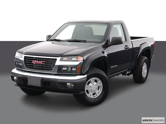 2005 gmc canyon photos informations articles. Black Bedroom Furniture Sets. Home Design Ideas